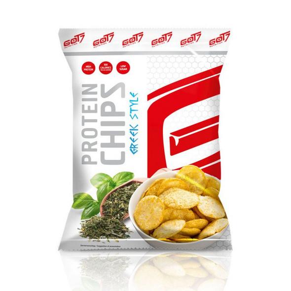 Got7 Protein Chips 50g-Greek