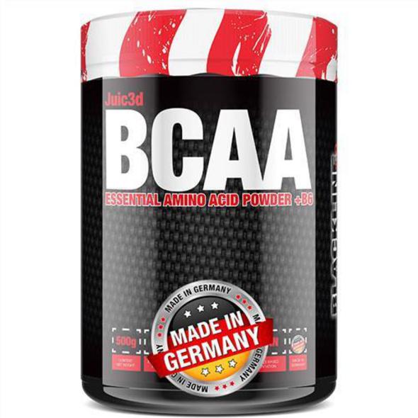 BlackLine 2.0 Juic3d BCAA 500g-Cola