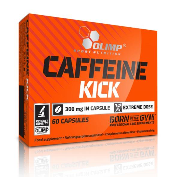 Olimp Caffeine Kick 60 Kapseln