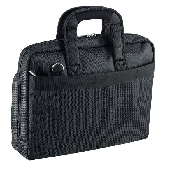 """d & n Laptoptasche 3110 15"""" schwarz"""