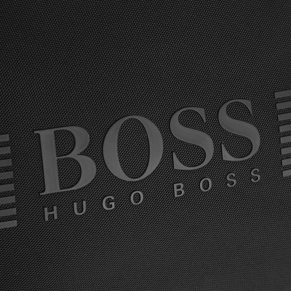 BOSS Kulturbeutel Pixel Washbag black