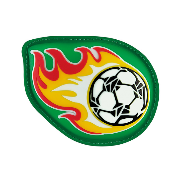 Step by Step Ergänzungsset Magic Mags Flash Burning Soccer