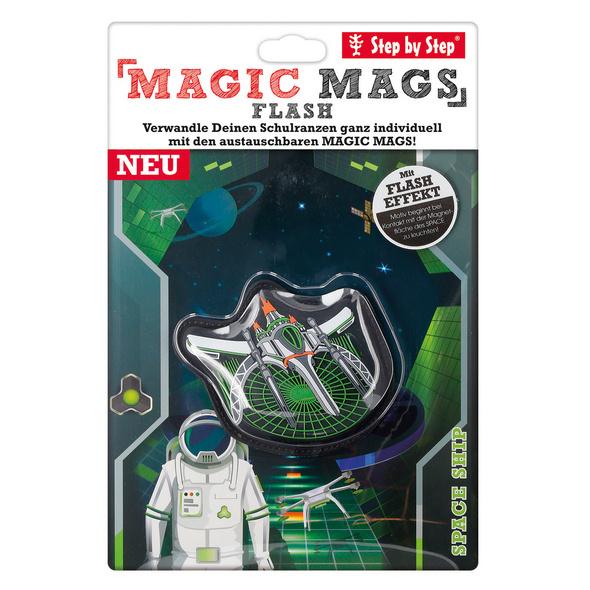 Step by Step Ergänzungsset Magic Mags Flash Space Ship