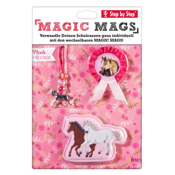 Step by Step Ergänzungsset Magic Mags Spiegelburg Pferdefreunde Wild and Free