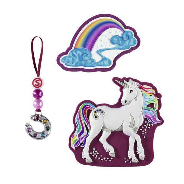 Step by Step Ergänzungsset Magic Mags Schleich bayala rainbow unicorn
