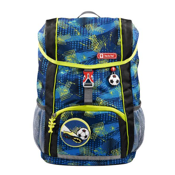 Step by Step Kinder Rucksack Set 3-tlg. Kid 13l Soccer Team