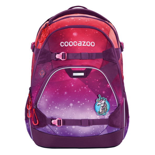coocazoo Schulrucksack ScaleRale OceanEmotion Galaxy Pink
