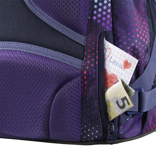 coocazoo Schulrucksack JobJobber 2 Match Patch 30l purple illusion