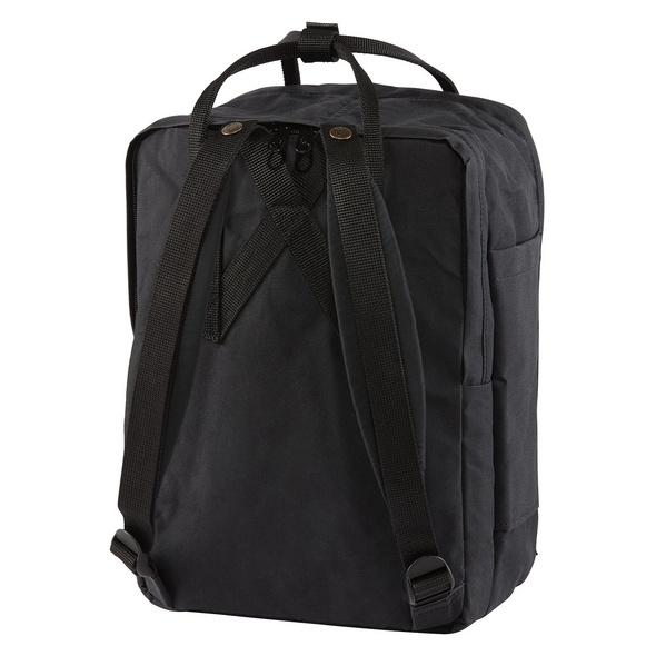 "Fjällräven Laptop Rucksack Kanken 13"" black"