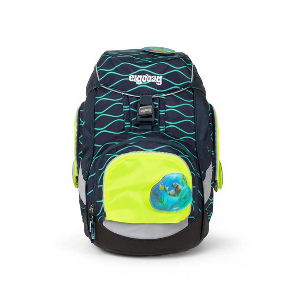 Ergobag Universal Sicherheitsset Pack, Cubo, Cubo Light (ab 2020) gelb