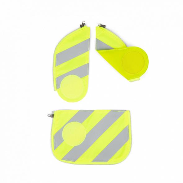 Ergobag Universal Sicherheitsset Reflektorstreifen Pack, Cubo, Cubo Light (ab 2020) gelb