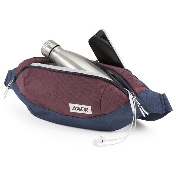Aevor Bauchtasche Shoulder Bag bichrome iris
