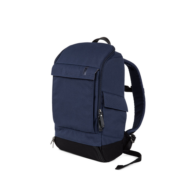 "AEP Laptop Rucksack Alpha Small Essential 13"" universe blue"