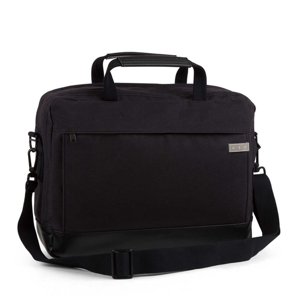 "AEP Laptoptasche Work Bag delta classic Special Edt. 15"" suit black"