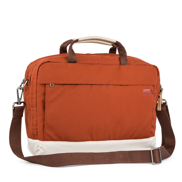 "AEP Laptoptasche Work Bag delta classic Essential Edt. 15"" mars red"