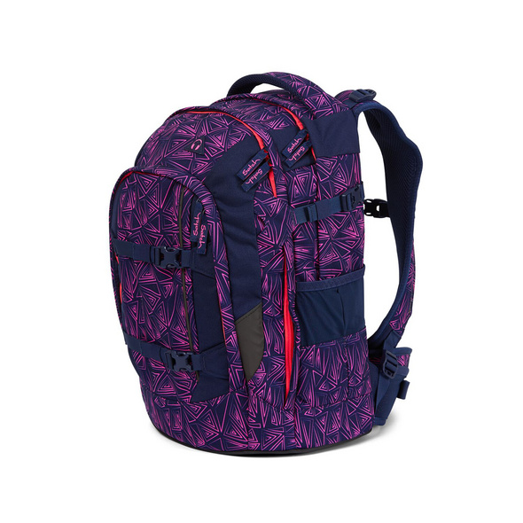 Satch Schulrucksack Pack 30l pink bermuda II