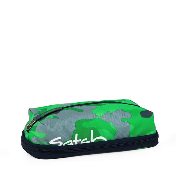 Satch Schlampermäppchen PenBox Green Camou
