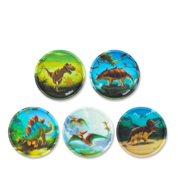 Ergobag Klettie-Set 5tlg. Dinosaurier