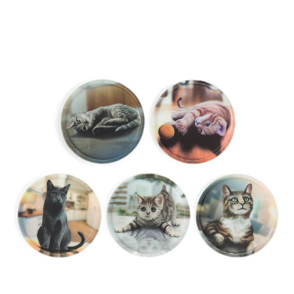 Ergobag Klettie-Set 5tlg. Katzen