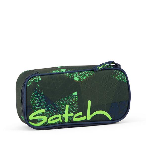 Satch Schlampermäppchen Infra Green