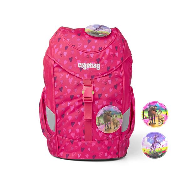 Ergobag Kinder Rucksack Mini Plus 10l HufBäreisen