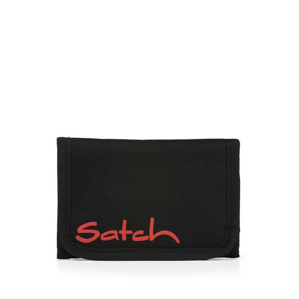 Satch Klettverschlussbörse Wallet Fire Phantom