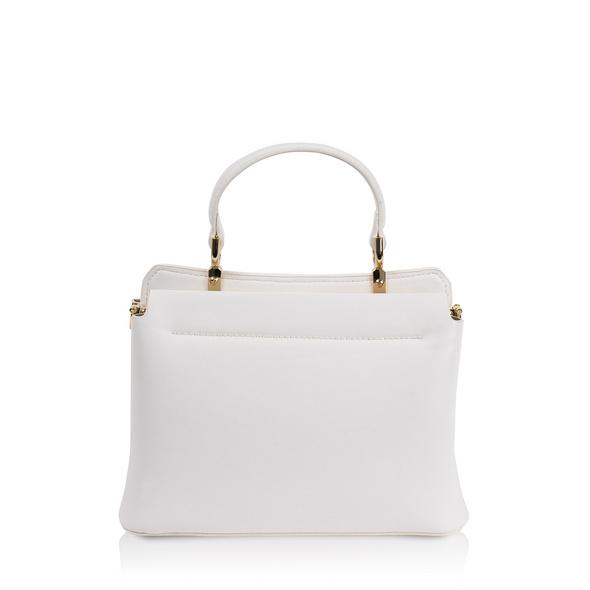 Inyati Kurzgriff Tasche Cady white