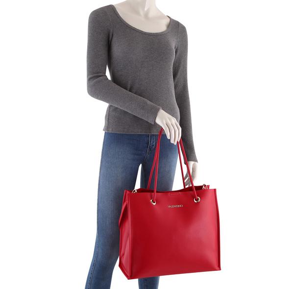 Valentino Bags Shopper Plum nero