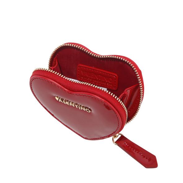 Valentino Bags Münzbörse Damen Winter Nico prugna