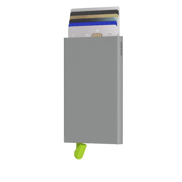 Secrid Kreditkartenetui Cardprotector Powder concrete