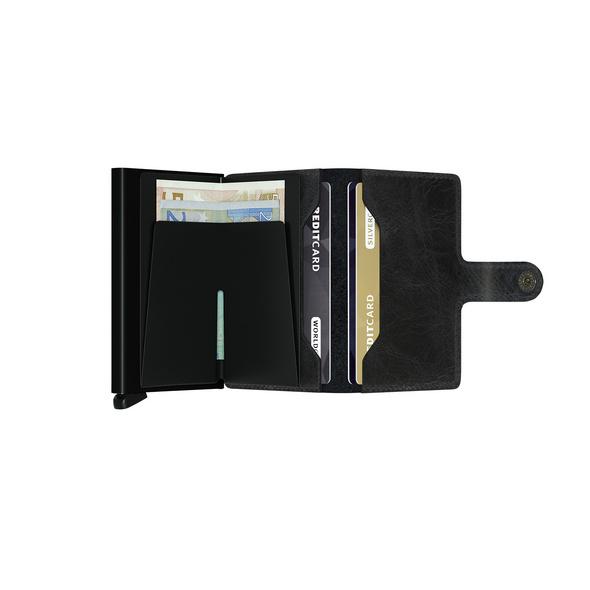 Secrid Kreditkartenetui Miniwallet vintage black