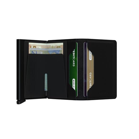 Secrid Kreditkartenetui Slimwallet matte black
