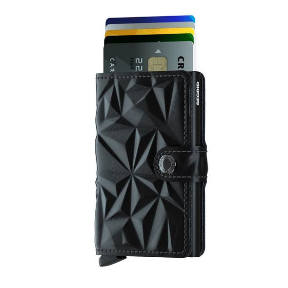 Secrid Kreditkartenetui Miniwallet prism black