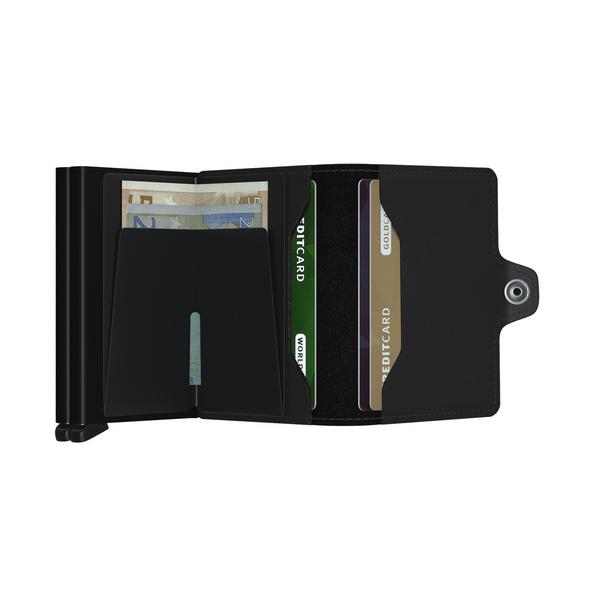 Secrid Kreditkartenetui Twinwallet matte black