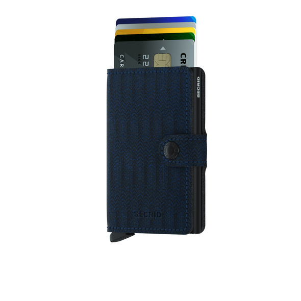 Secrid Kreditkartenetui Miniwallet Dash navy