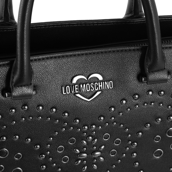 Love Moschino Kurzgrifftasche JC4125 schwarz