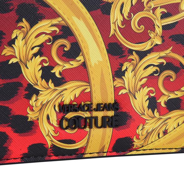Versace Jeans Couture Umhängetasche Linea P Dis. 4 red
