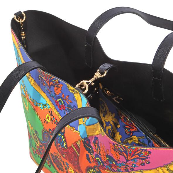 Versace Jeans Couture Shopper Linea Z DIS 1 soave