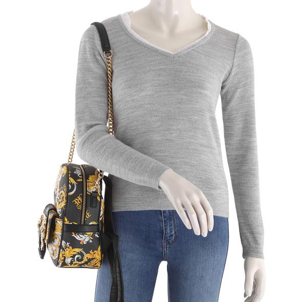 Versace Jeans Couture Damenrucksack Linea F DIS. 10 schwarz