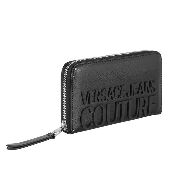 Versace Jeans Couture Langbörse Damen Linea M DIS 9 schwarz