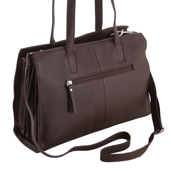 Sattlers & Co. Shopper Imperia The Courbette brown