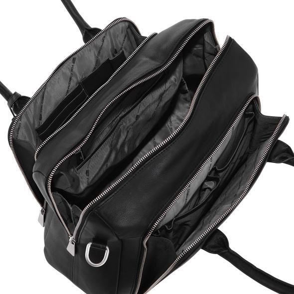 Von Cronshagen Kurzgrifftasche Femo schwarz