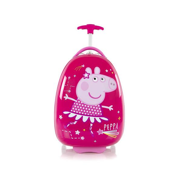 Heys Kinder Trolley 46cm Peppa Pig pink
