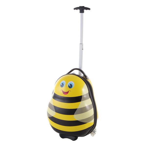 Heys Kinder Trolley Travel Tots 46cm bumble bee