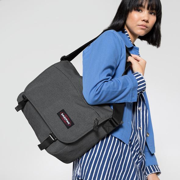 Eastpak Messenger Bag Delegate +  black denim