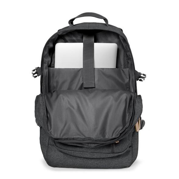"Eastpak Laptop Rucksack Volker 17"" black denim"