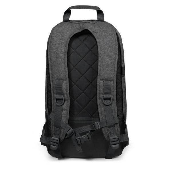 """Eastpak Laptoprucksack EVANZ 15"""" black denim"""