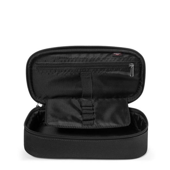 Eastpak Schlampermäppchen Oval XL schwarz