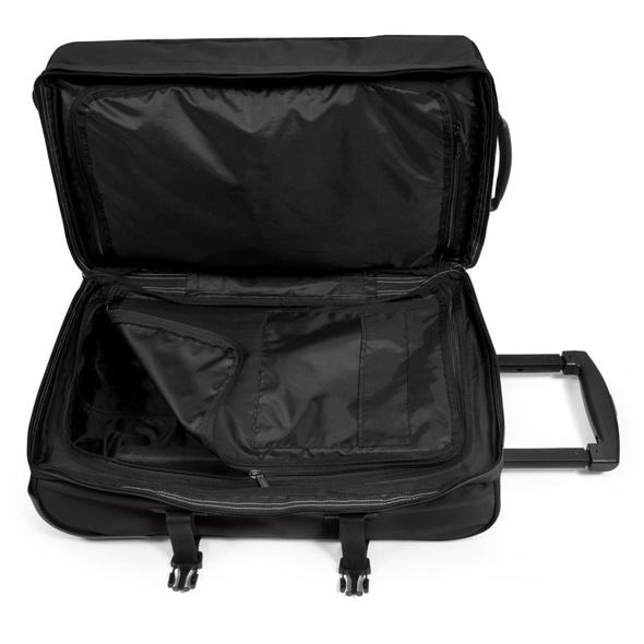Eastpak Reisetasche mit Rollen Authentic Tranverz S 42l black