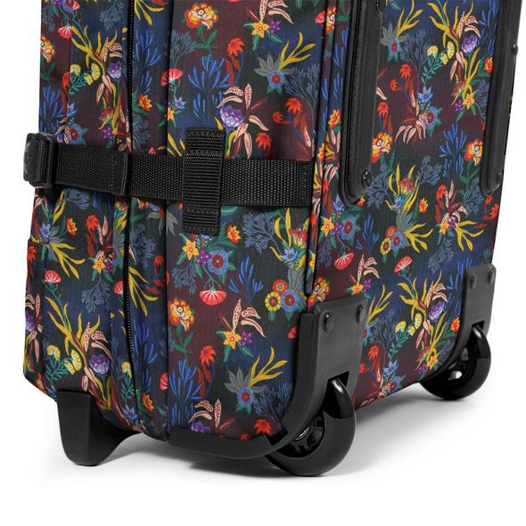 Eastpak Reisetasche mit Rollen Authentic Tranverz L 121l trippy blue